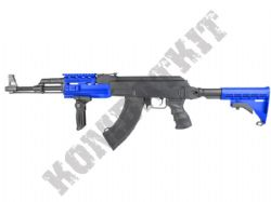 CM522C AK47C Airsoft Rifle AEG Electric BB Machine Gun Black & 2 Tone
